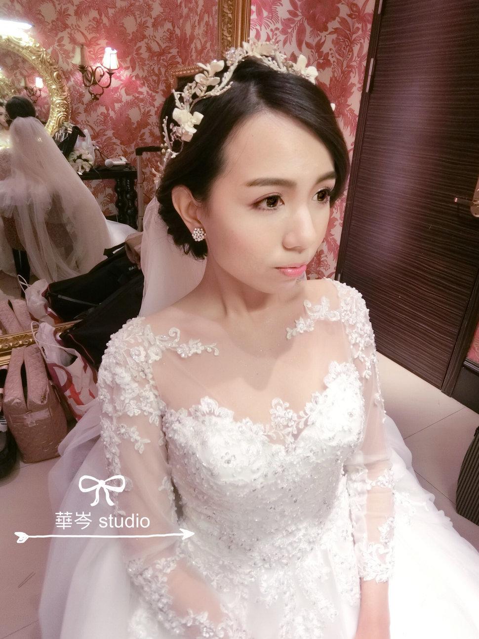 IMG_0720 - 華岑Zoey MakeUp Stylis - 結婚吧