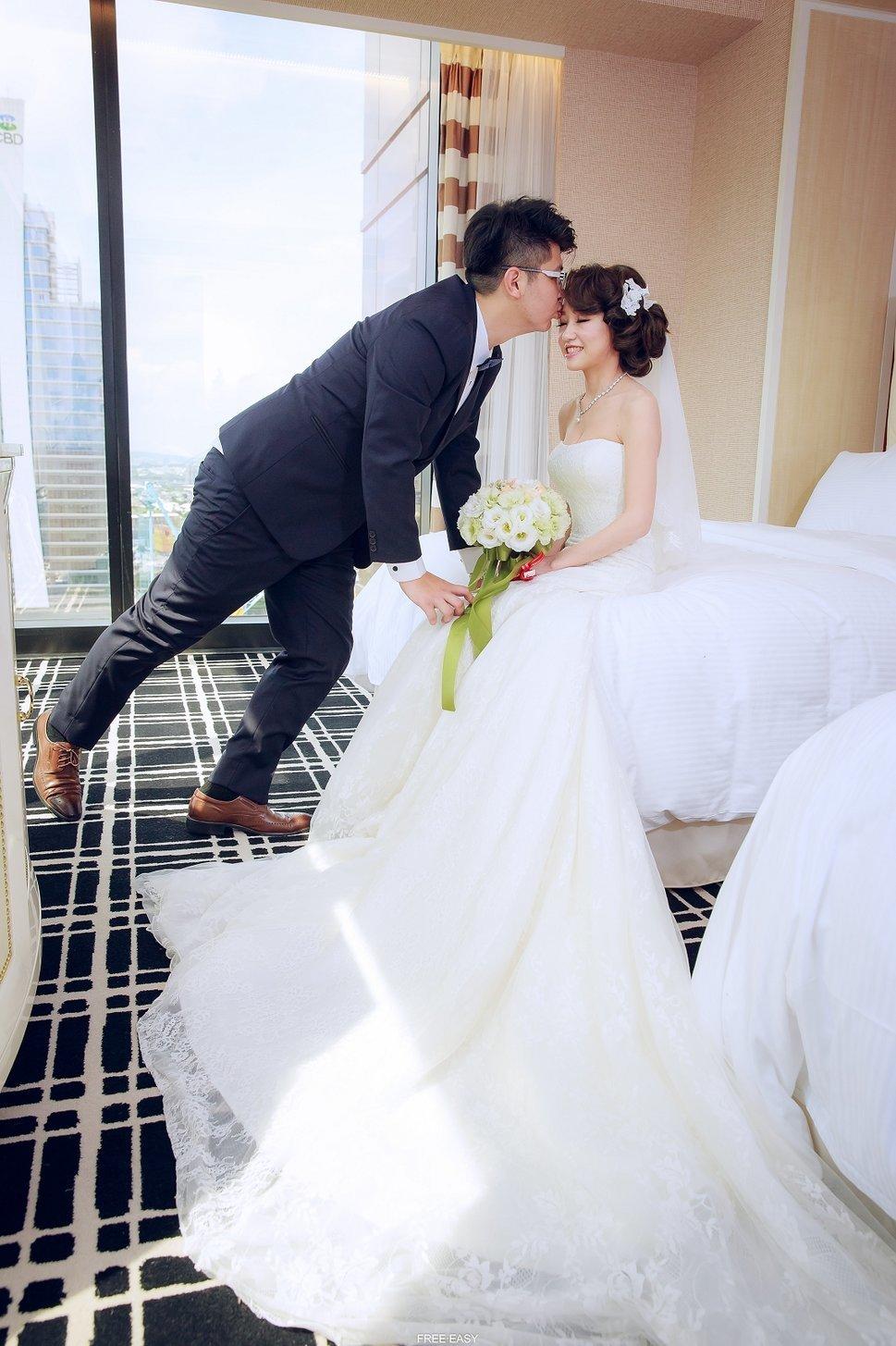 幸福了雅芳 (台中婚禮記錄)(編號:161696) - 自由自在 - 結婚吧一站式婚禮服務平台