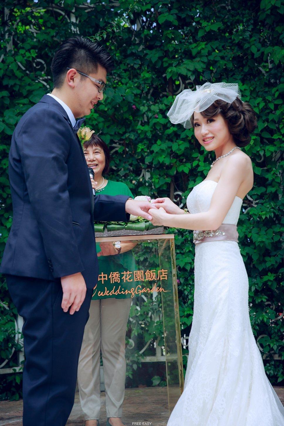 幸福了雅芳 (台中婚禮記錄)(編號:161710) - 自由自在 - 結婚吧一站式婚禮服務平台