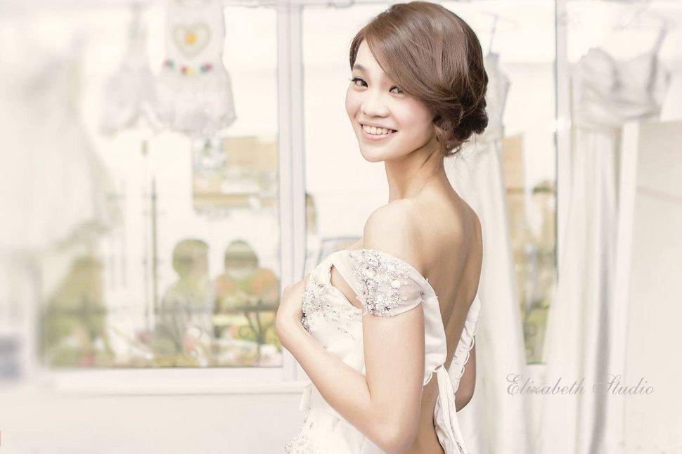 (編號:193783) - 若言新娘秘書韓式妝髮 - 結婚吧一站式婚禮服務平台