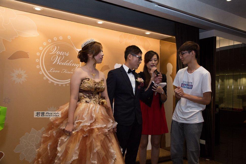 (編號:193939) - 若言新娘秘書韓式妝髮 - 結婚吧一站式婚禮服務平台