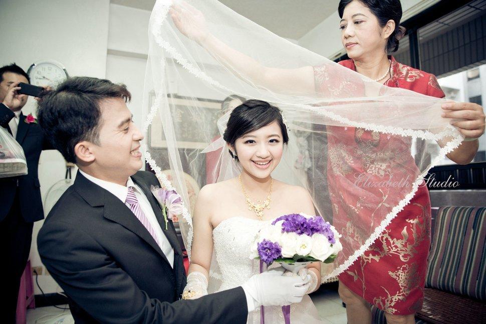 (編號:194371) - 若言新娘秘書韓式妝髮 - 結婚吧一站式婚禮服務平台