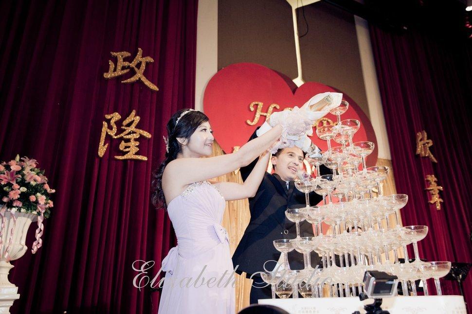 (編號:194377) - 若言新娘秘書韓式妝髮 - 結婚吧一站式婚禮服務平台