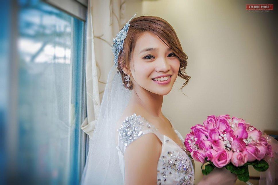 南臺灣新娘秘書韓式(噴槍)新秘團隊(編號:194385) - 若言新娘秘書韓式妝髮 - 結婚吧一站式婚禮服務平台