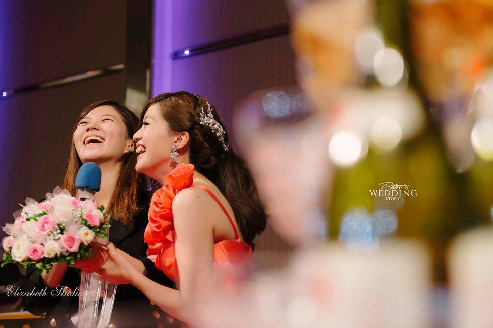 (編號:194435) - 若言新娘秘書韓式妝髮 - 結婚吧一站式婚禮服務平台