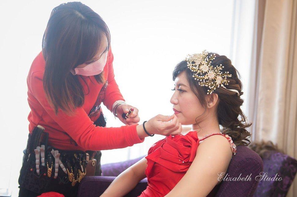 (編號:194485) - 若言新娘秘書韓式妝髮 - 結婚吧一站式婚禮服務平台