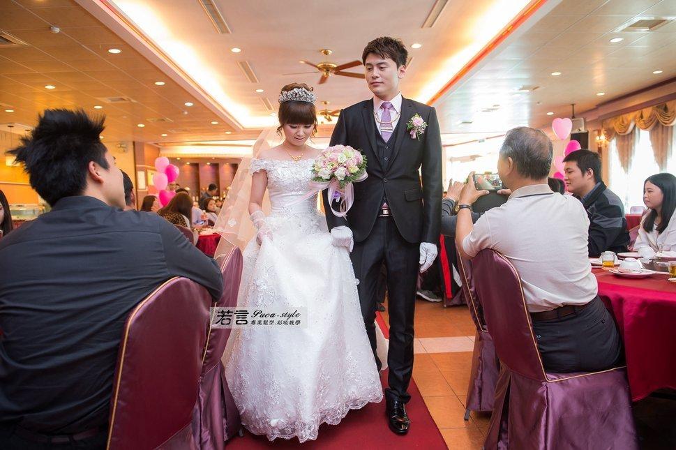 南臺灣新娘秘書韓式(噴槍)新秘團隊(編號:194494) - 若言新娘秘書韓式妝髮 - 結婚吧一站式婚禮服務平台