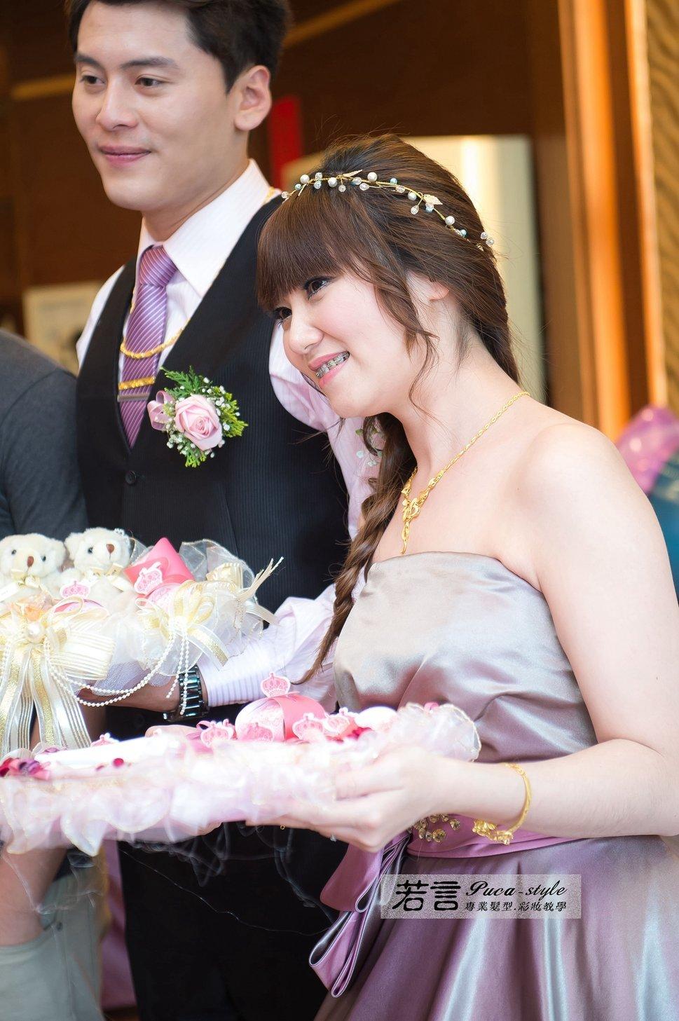 南臺灣新娘秘書韓式(噴槍)新秘團隊(編號:194502) - 若言新娘秘書韓式妝髮 - 結婚吧一站式婚禮服務平台