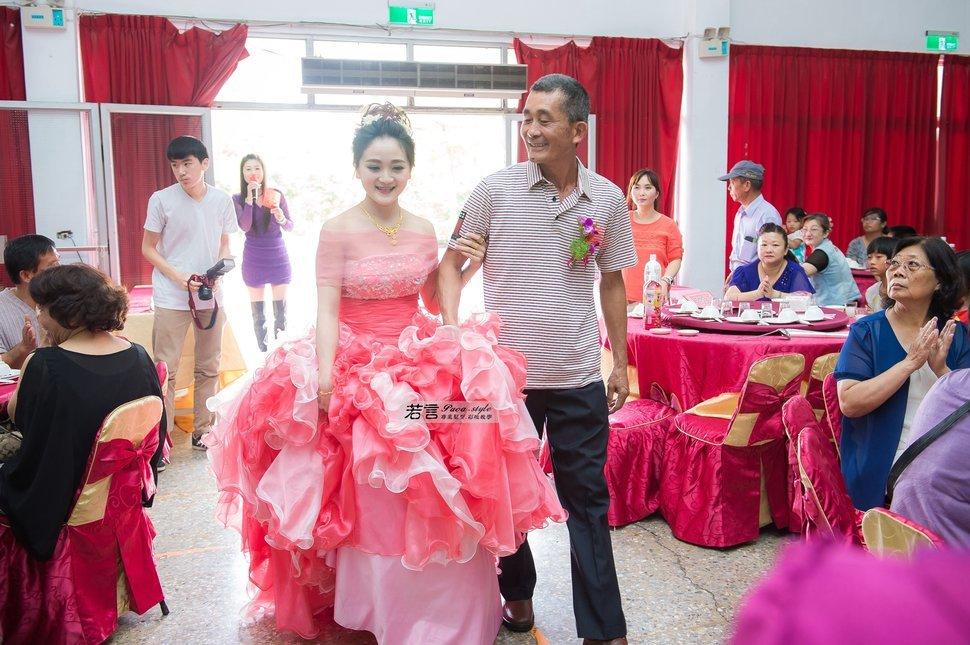 (編號:194528) - 若言新娘秘書韓式妝髮 - 結婚吧一站式婚禮服務平台
