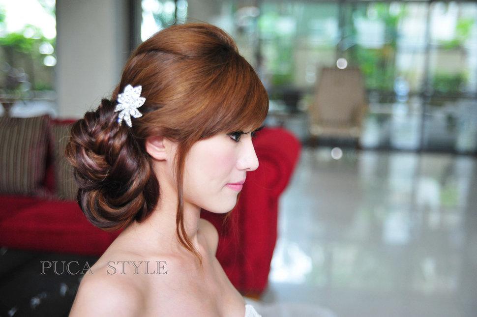 (編號:205644) - 若言新娘秘書韓式妝髮 - 結婚吧一站式婚禮服務平台