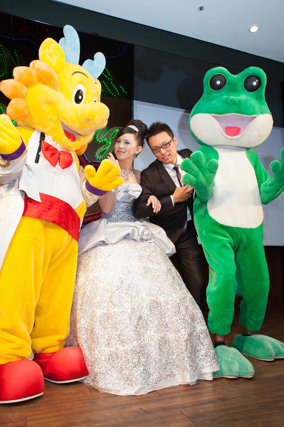 18PHOTO-青蛙王子娶新娘❤️(編號:218652) - 18PHOTO 婚紗影像攝影工作室 - 結婚吧一站式婚禮服務平台