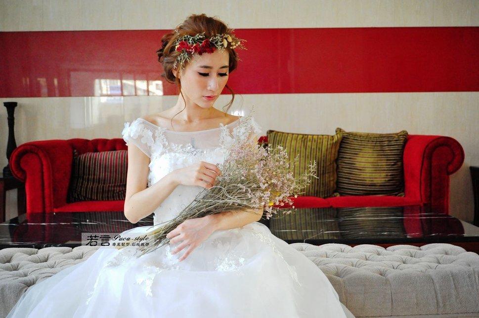 南臺灣新娘秘書韓式(噴槍)新秘團隊(編號:238554) - 若言新娘秘書韓式妝髮 - 結婚吧一站式婚禮服務平台