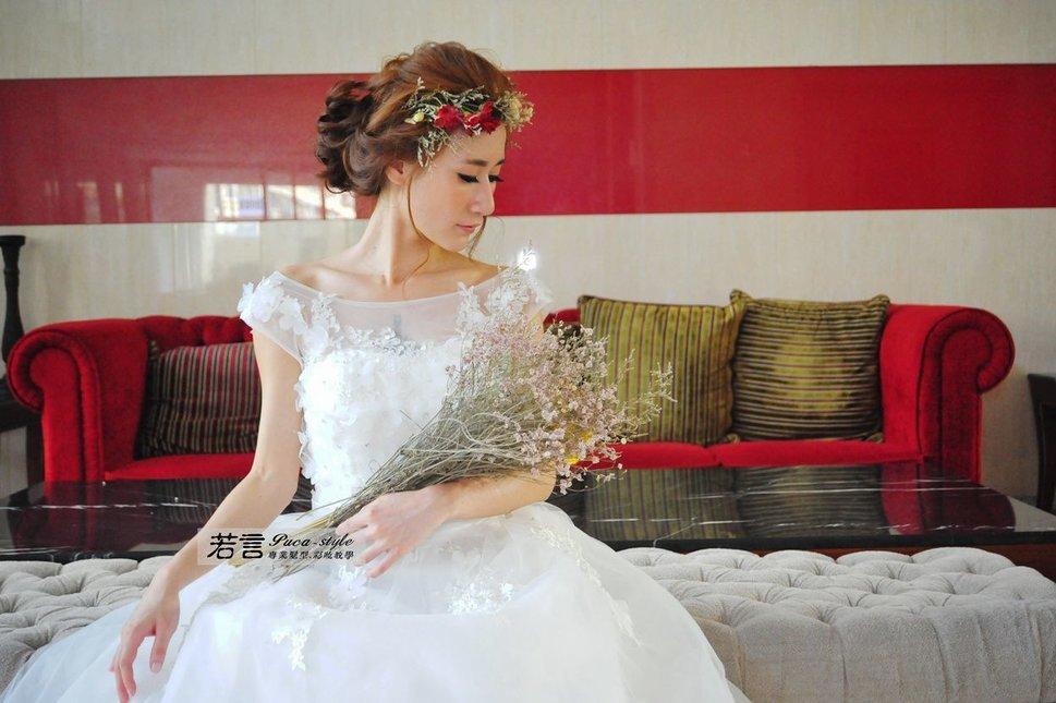 南臺灣新娘秘書韓式(噴槍)新秘團隊(編號:238555) - 若言新娘秘書韓式妝髮 - 結婚吧一站式婚禮服務平台