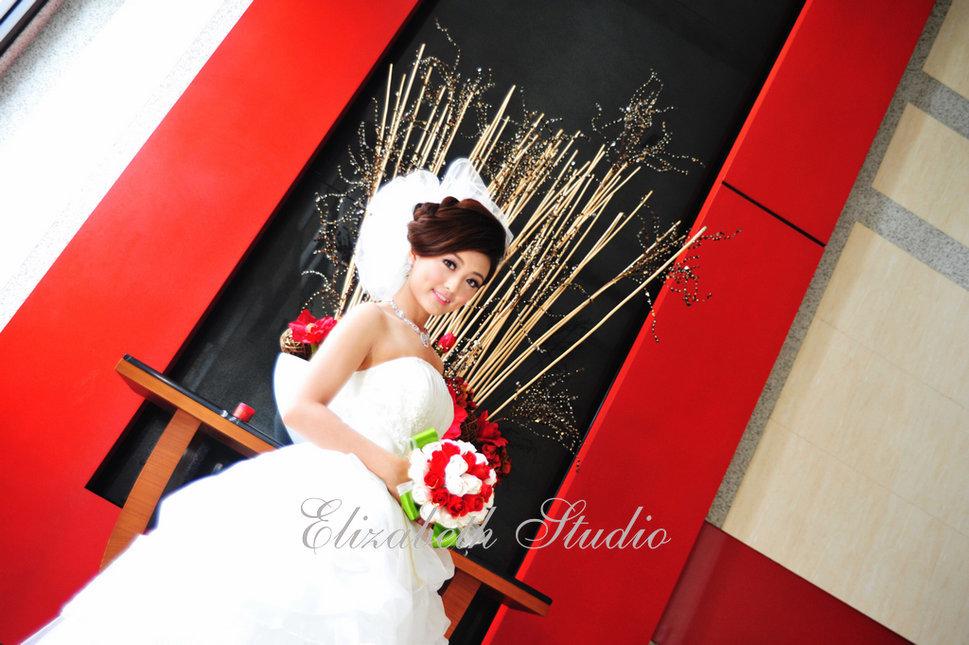 (編號:238562) - 若言新娘秘書韓式妝髮 - 結婚吧一站式婚禮服務平台