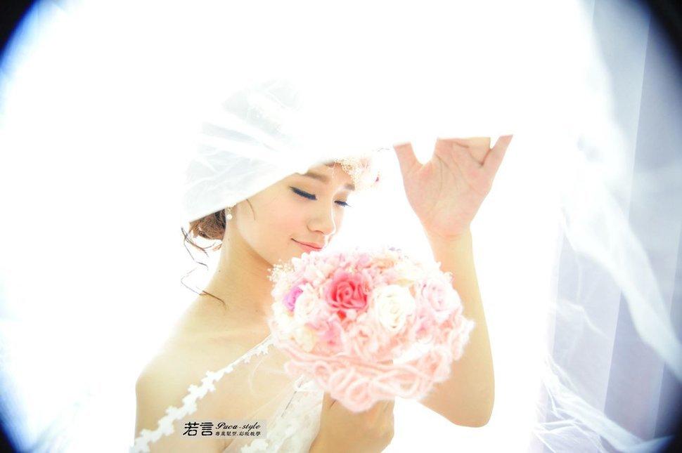 (編號:238582) - 若言新娘秘書韓式妝髮 - 結婚吧一站式婚禮服務平台