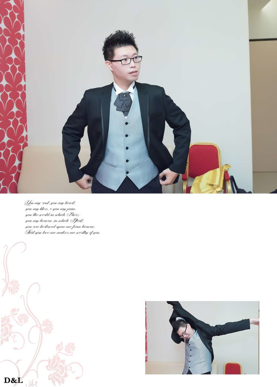 婚禮紀錄-顥天&美彣(編號:253182) - D&L 婚禮事務-婚禮攝影/婚紗攝影 - 結婚吧一站式婚禮服務平台