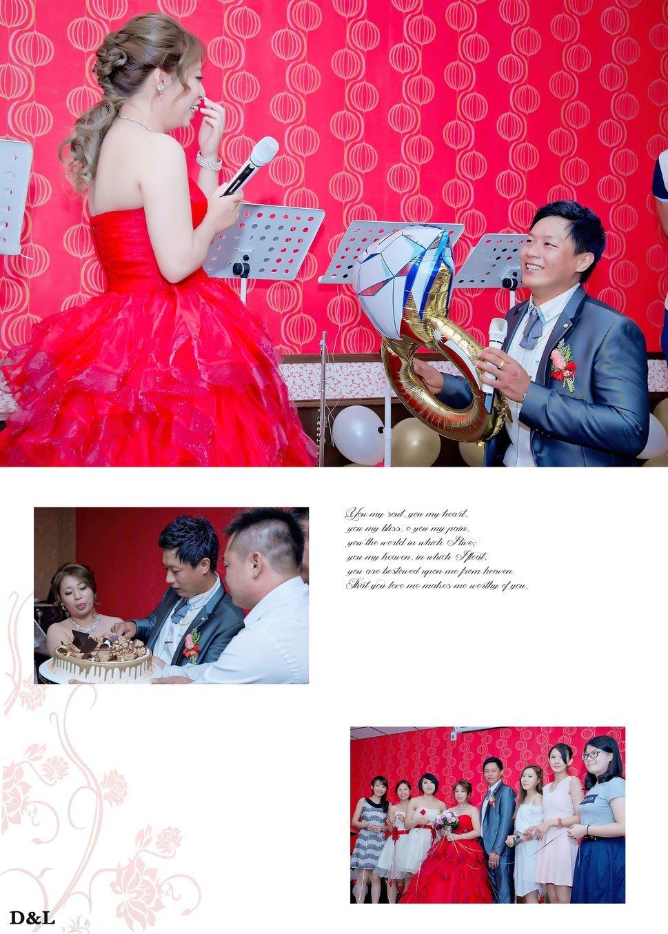 婚禮紀錄 敬添&綉芬(編號:253243) - D&L 婚禮事務-婚禮攝影/婚紗寫真 - 結婚吧一站式婚禮服務平台