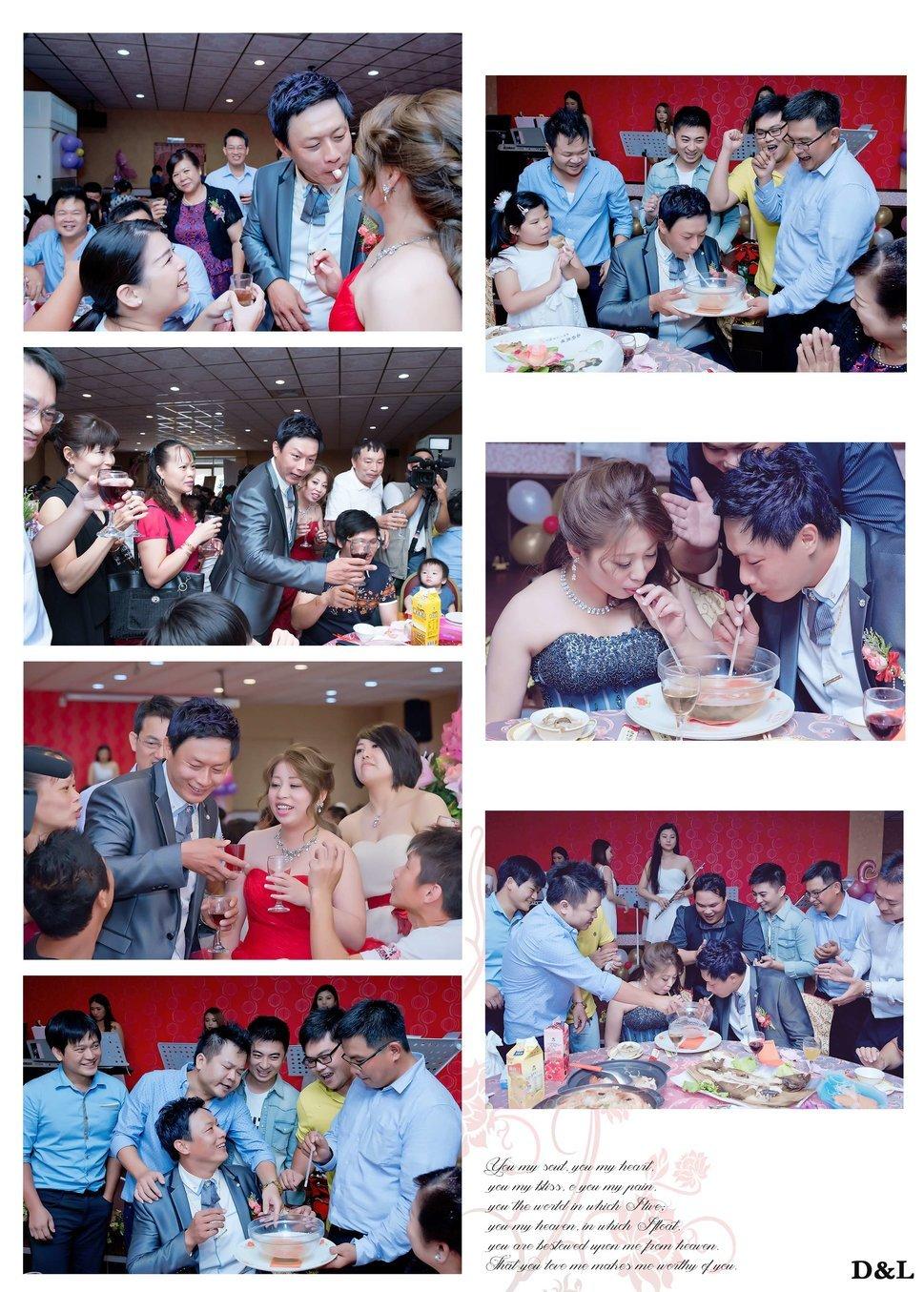 婚禮紀錄-敬添&綉芬(編號:253245) - D&L 婚禮事務-婚禮攝影/婚紗攝影 - 結婚吧一站式婚禮服務平台