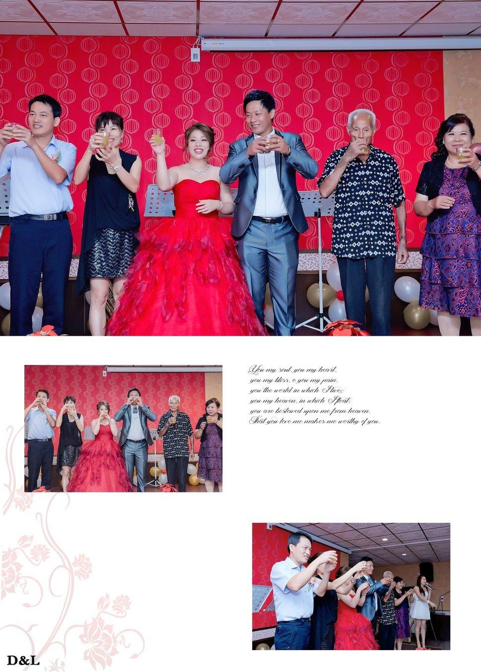 婚禮紀錄 敬添&綉芬(編號:253246) - D&L 婚禮事務-婚禮攝影/婚紗寫真 - 結婚吧一站式婚禮服務平台