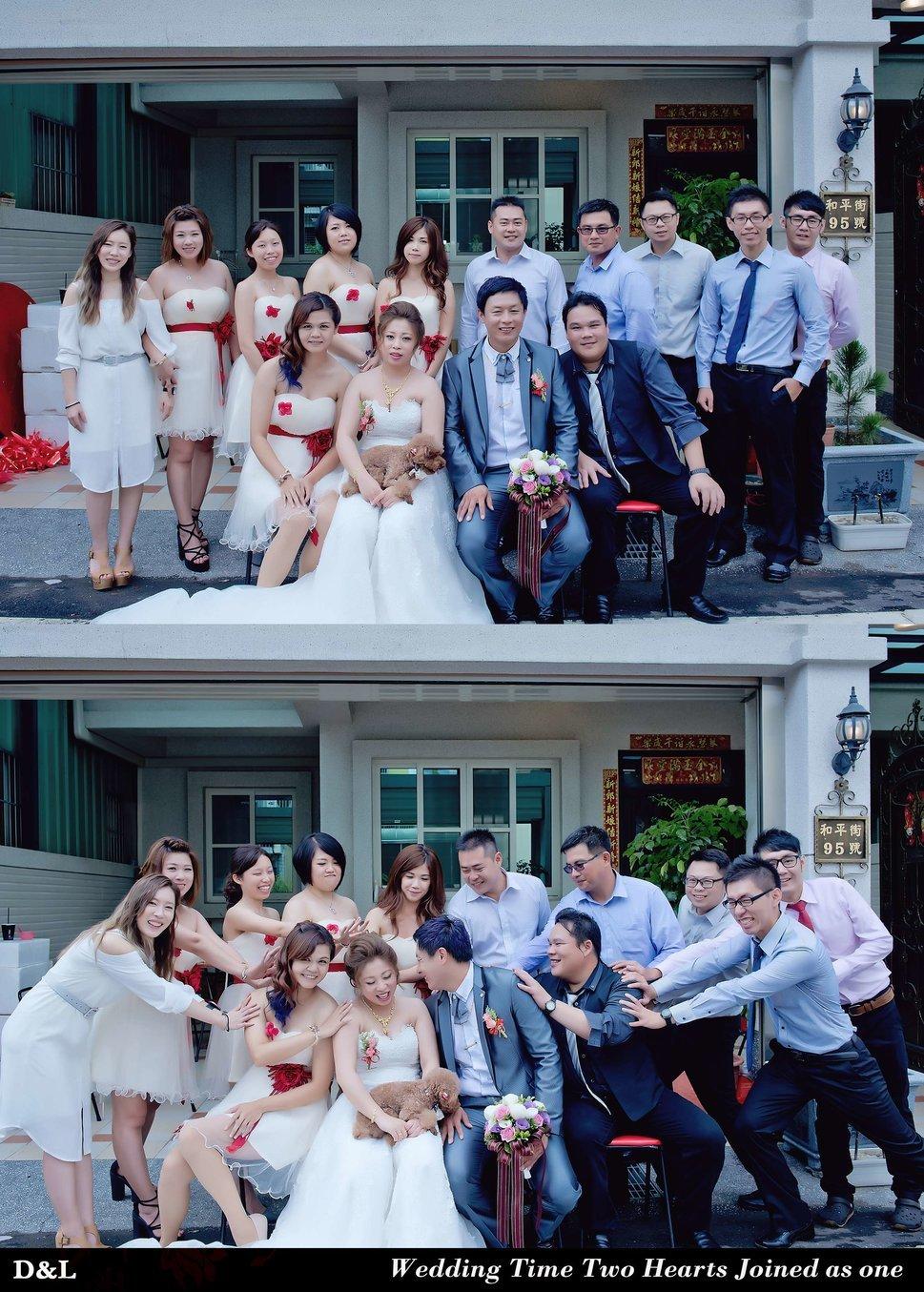 婚禮紀錄-敬添&綉芬(編號:253248) - D&L 婚禮事務-婚禮攝影/婚紗攝影 - 結婚吧一站式婚禮服務平台