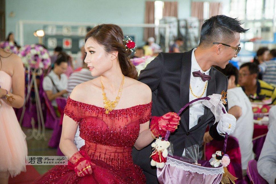 南臺灣新娘秘書韓式(噴槍)新秘團隊(編號:262763) - 若言新娘秘書韓式妝髮 - 結婚吧一站式婚禮服務平台
