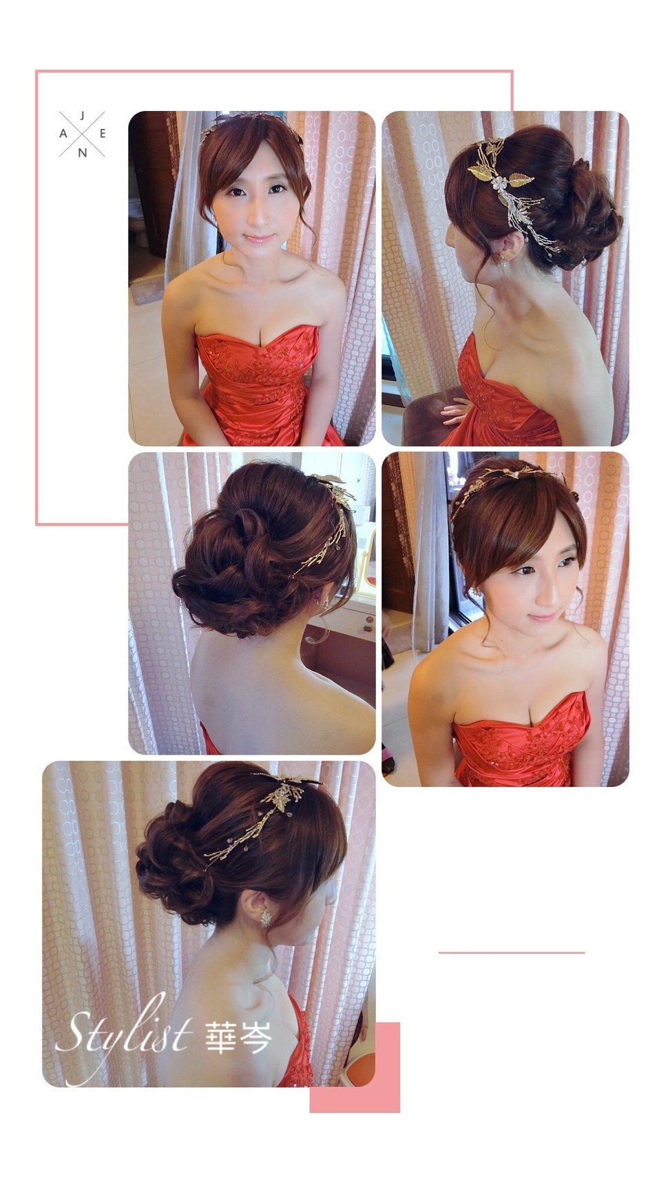 (編號:280961) - 華岑Zoey MakeUp Stylis - 結婚吧一站式婚禮服務平台