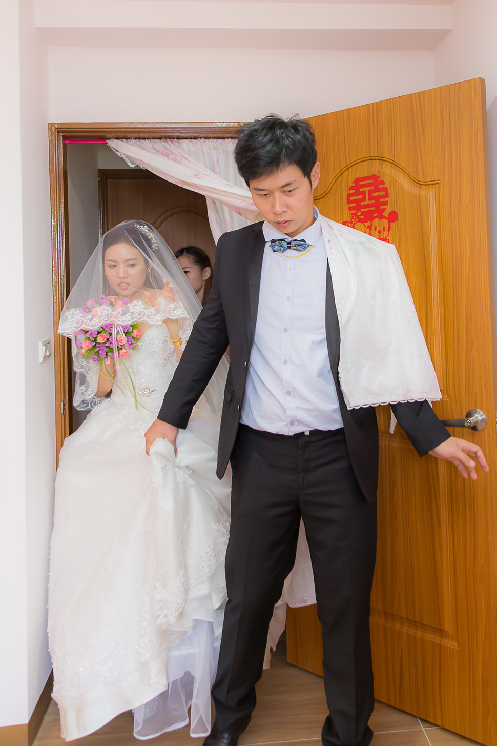 俊穎&宜君_文定迎娶_蘆洲富基婚宴會館(編號:287996) - Baby Sweety Studio - 結婚吧一站式婚禮服務平台