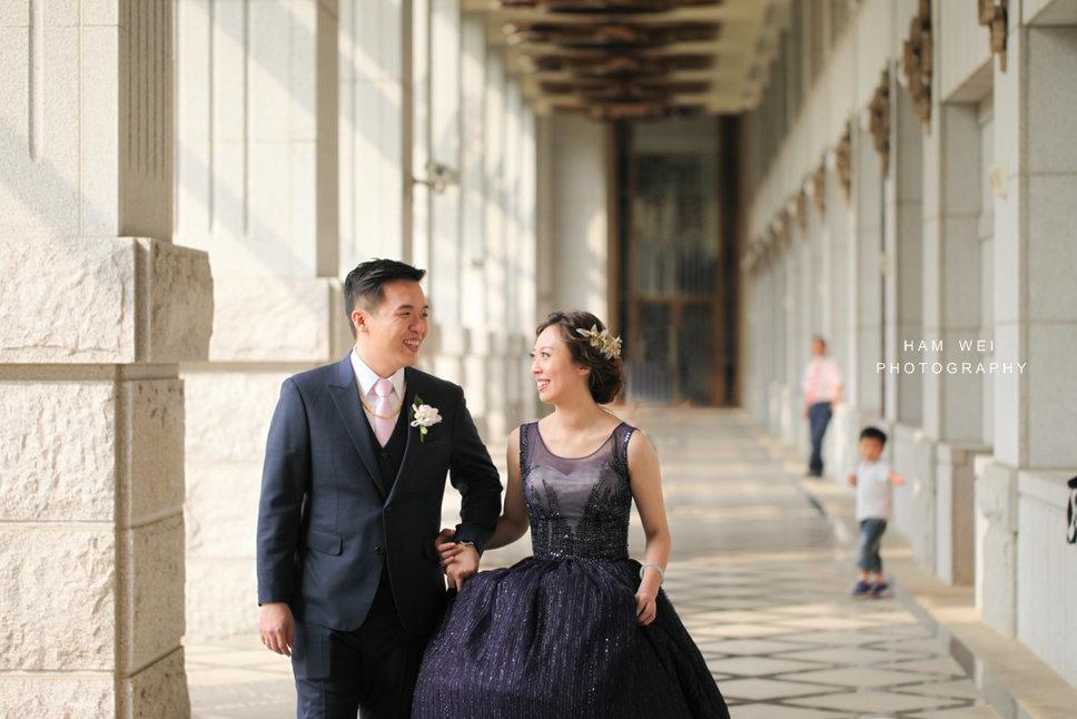 Nov 5,2016 咨耀&思如  台中葳格國際會議中心(編號:401108) - HAM WEI Photography - 結婚吧一站式婚禮服務平台
