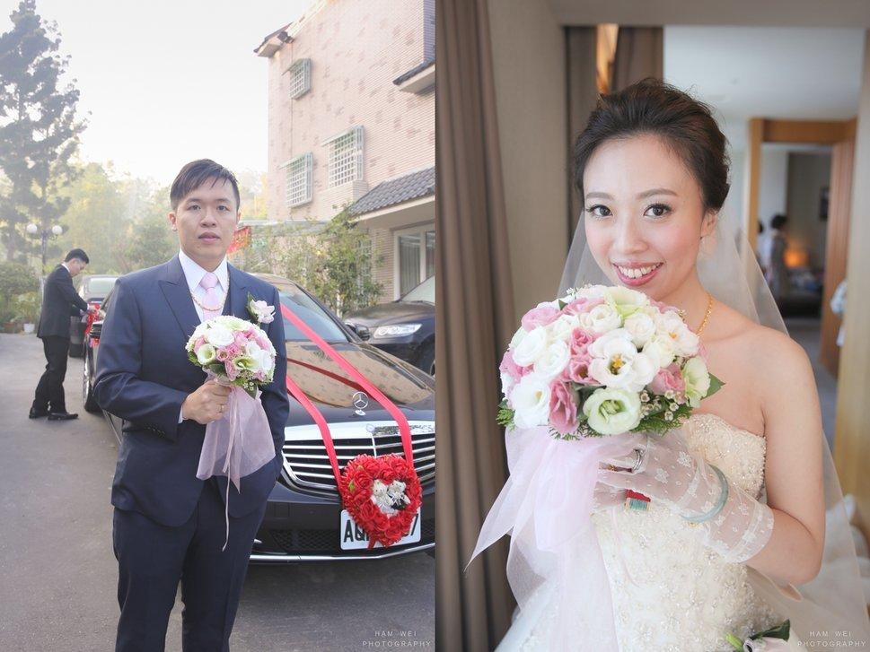 Nov 5,2016 咨耀&思如  台中葳格國際會議中心(編號:401120) - HAM WEI Photography - 結婚吧一站式婚禮服務平台