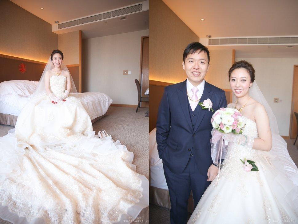 Nov 5,2016 咨耀&思如  台中葳格國際會議中心(編號:401138) - HAM WEI Photography - 結婚吧一站式婚禮服務平台