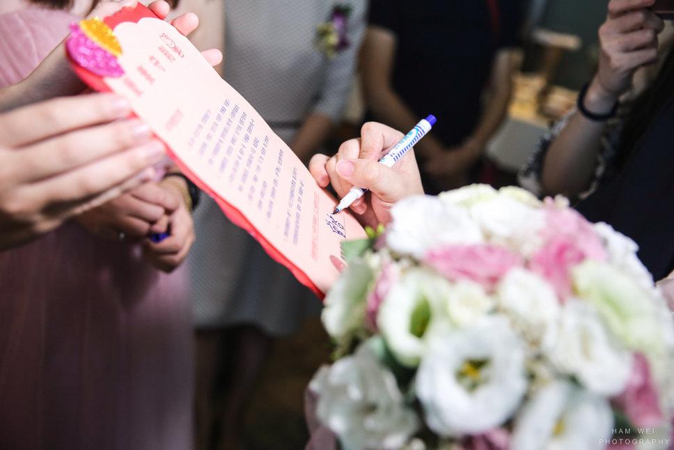 Nov 5,2016 咨耀&思如  台中葳格國際會議中心(編號:401143) - HAM WEI Photography - 結婚吧一站式婚禮服務平台