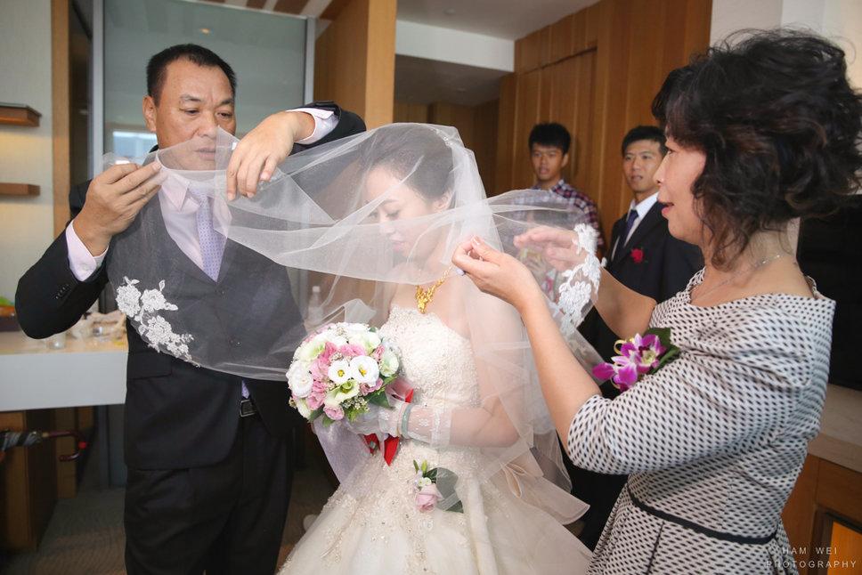 Nov 5,2016 咨耀&思如  台中葳格國際會議中心(編號:401149) - HAM WEI Photography - 結婚吧一站式婚禮服務平台
