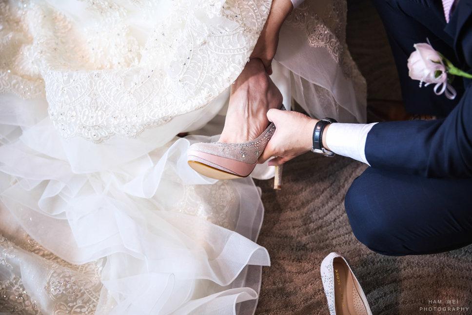 Nov 5,2016 咨耀&思如  台中葳格國際會議中心(編號:401150) - HAM WEI Photography - 結婚吧一站式婚禮服務平台