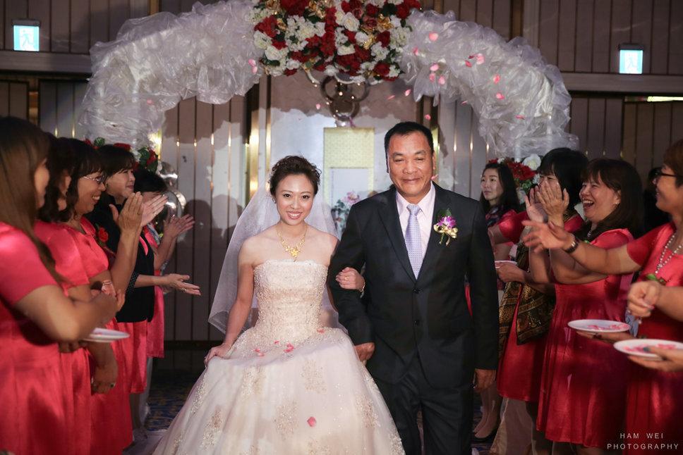 Nov 5,2016 咨耀&思如  台中葳格國際會議中心(編號:401187) - HAM WEI Photography - 結婚吧一站式婚禮服務平台