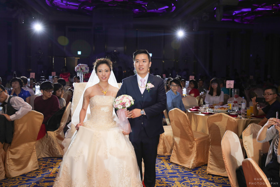 Nov 5,2016 咨耀&思如  台中葳格國際會議中心(編號:401192) - HAM WEI Photography - 結婚吧一站式婚禮服務平台