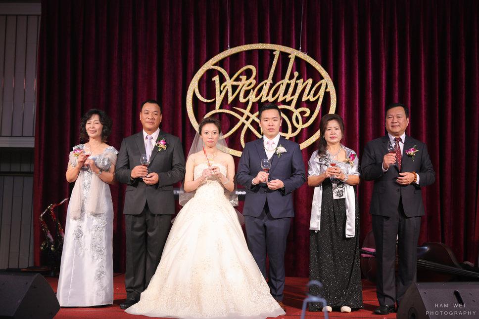 Nov 5,2016 咨耀&思如  台中葳格國際會議中心(編號:401216) - HAM WEI Photography - 結婚吧一站式婚禮服務平台