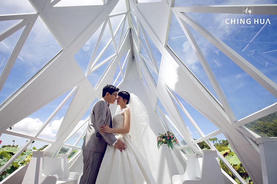 (編號:410065) - 青樺婚紗CHINGHUA - 結婚吧一站式婚禮服務平台
