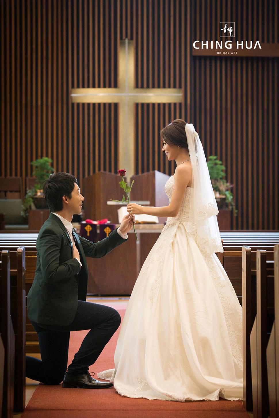 <青樺婚紗>特色婚紗-滿滿少女心(編號:426395) - 青樺婚紗CHINGHUA - 結婚吧一站式婚禮服務平台