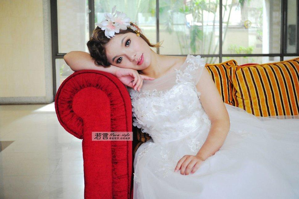 婚紗創作(編號:427004) - 若言新娘秘書韓式妝髮 - 結婚吧一站式婚禮服務平台