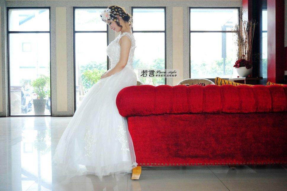 婚紗創作(編號:427005) - 若言新娘秘書韓式妝髮 - 結婚吧一站式婚禮服務平台