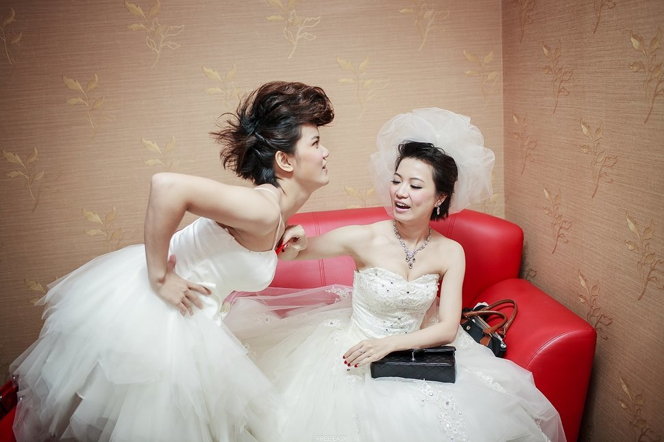 """台南 """"鄭妙妙""""現場新密造型系列(編號:427229) - 鄭妙妙 新娘秘書/彩妝造型師 - 結婚吧一站式婚禮服務平台"""