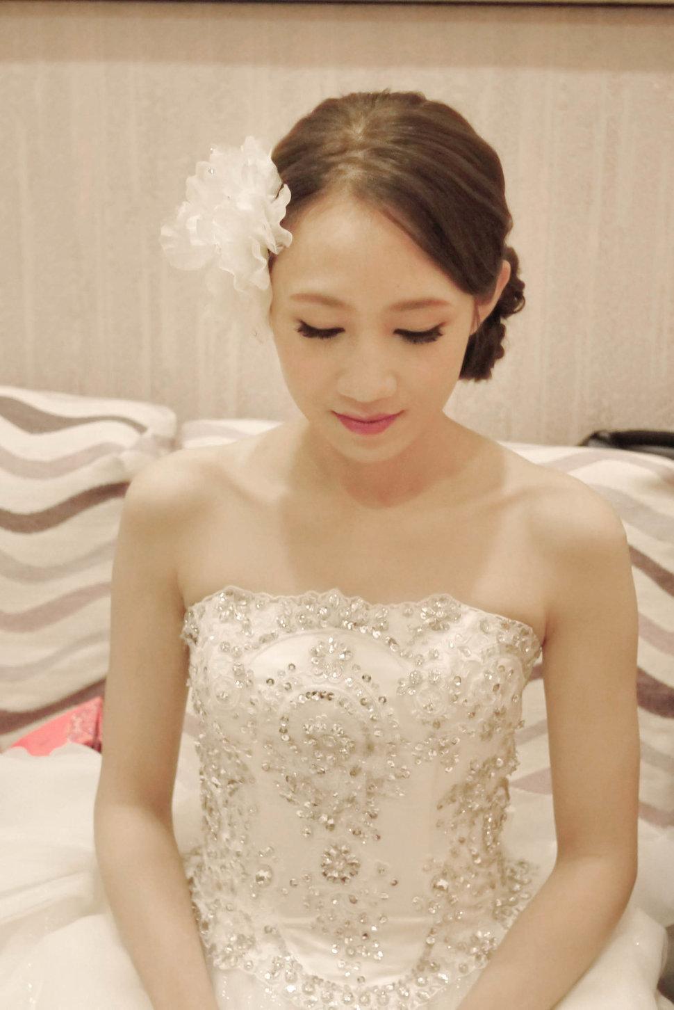 佩穎台北結婚 - Bella昱霖MakeupStudio - 結婚吧一站式婚禮服務平台