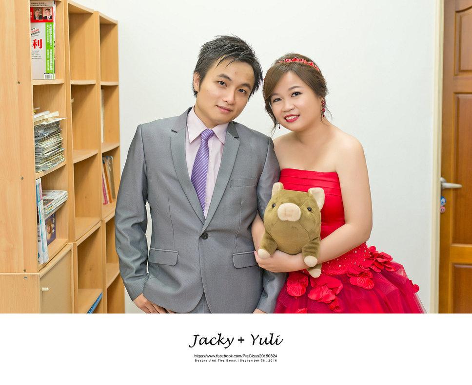 最真實的歡笑與淚水 [Jacky & Yuli 新莊新農園會館](編號:427823) - PreCious波克婚禮攝影工作室 - 結婚吧一站式婚禮服務