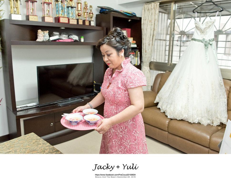 最真實的歡笑與淚水 [Jacky & Yuli 新莊新農園會館](編號:427828) - PreCious波克婚禮攝影工作室 - 結婚吧一站式婚禮服務