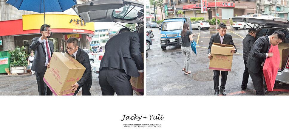 最真實的歡笑與淚水 [Jacky & Yuli 新莊新農園會館](編號:427829) - PreCious波克婚禮攝影工作室 - 結婚吧一站式婚禮服務