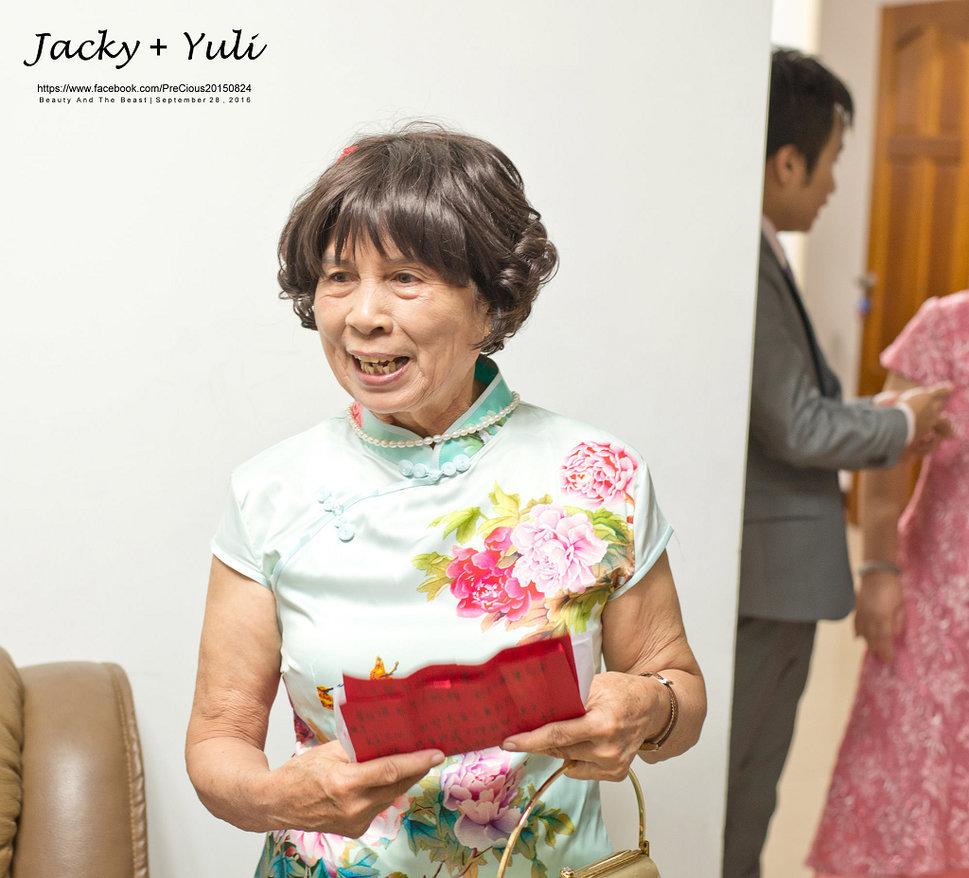 最真實的歡笑與淚水 [Jacky & Yuli 新莊新農園會館](編號:427844) - PreCious波克婚禮攝影工作室 - 結婚吧一站式婚禮服務