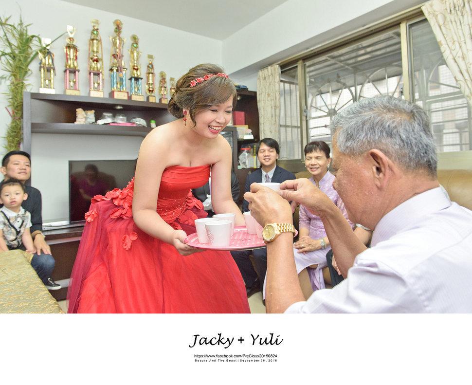 最真實的歡笑與淚水 [Jacky & Yuli 新莊新農園會館](編號:427845) - PreCious波克婚禮攝影工作室 - 結婚吧一站式婚禮服務