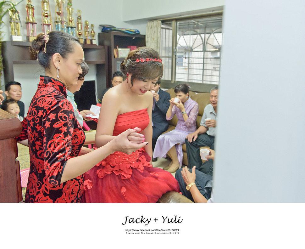 最真實的歡笑與淚水 [Jacky & Yuli 新莊新農園會館](編號:427849) - PreCious波克婚禮攝影工作室 - 結婚吧一站式婚禮服務
