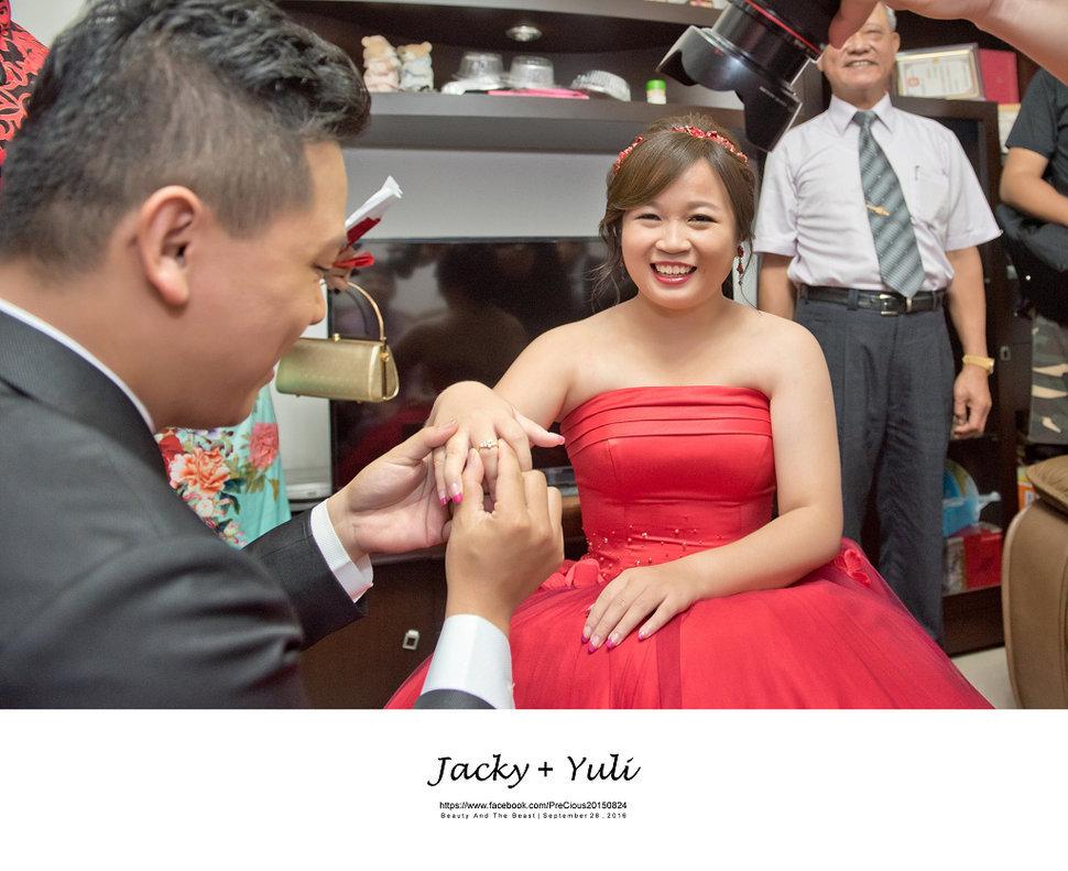最真實的歡笑與淚水 [Jacky & Yuli 新莊新農園會館](編號:427857) - PreCious波克婚禮攝影工作室 - 結婚吧一站式婚禮服務