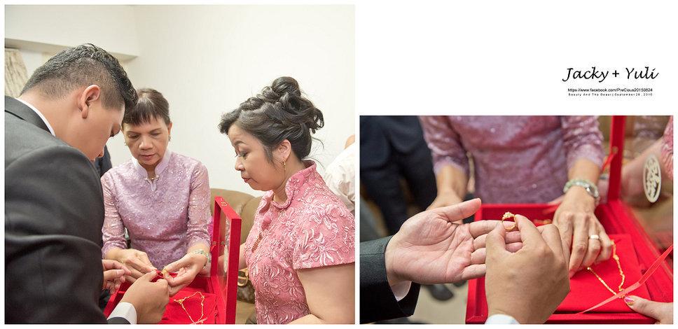 最真實的歡笑與淚水 [Jacky & Yuli 新莊新農園會館](編號:427861) - PreCious波克婚禮攝影工作室 - 結婚吧一站式婚禮服務